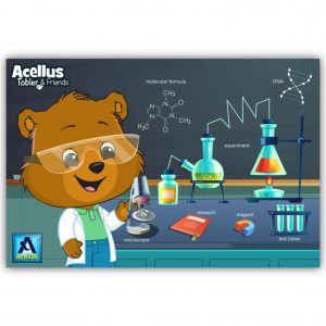 Tobler & Friends Poster - Science