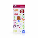Tobler and Friends Sticker Sheet - Farm
