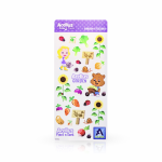 Tobler and Friends Sticker Sheet - Garden
