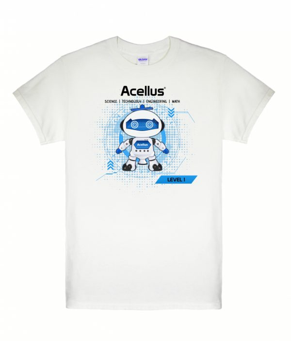 Acellus STEM Level 1 WHITE