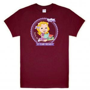 Sweety Lips - Reading Tshirt