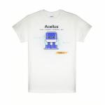 T-Shirt -- White STEM 2