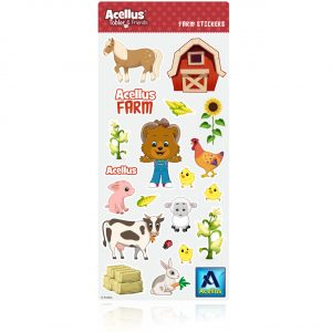 Acellus Tobler Farm Stickers