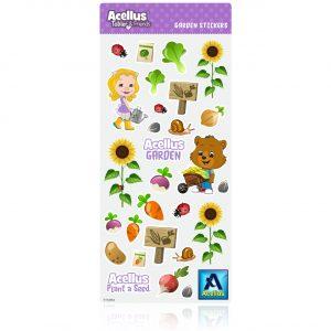 Acellus Tobler Garden Stickers