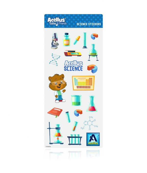 Acellus Tobler Science Stickers