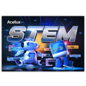 Acellus STEM Bots Poster