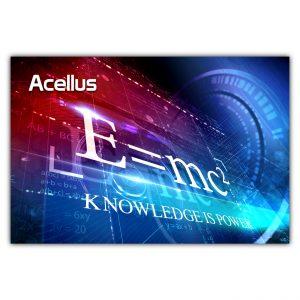 Acellus Math Equation Poster