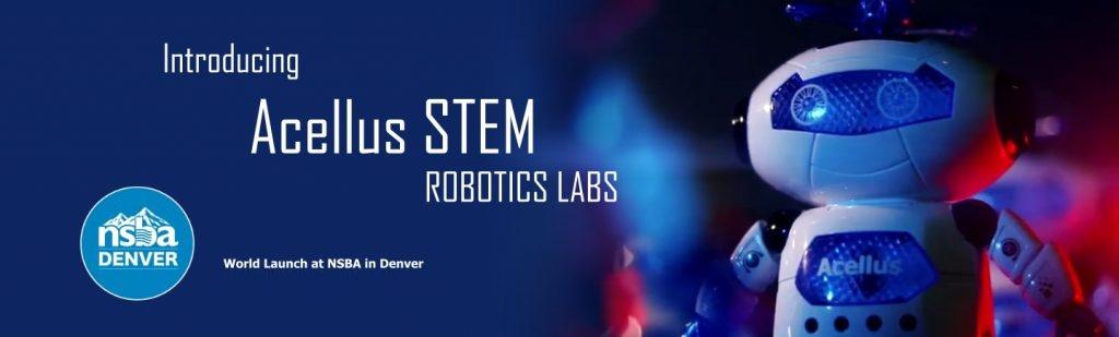 Acellus Robotics Lab Banner Acellus