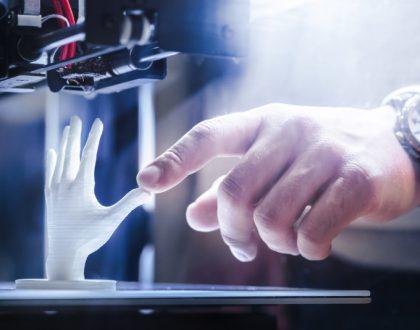 3D Printed Bio Limbs