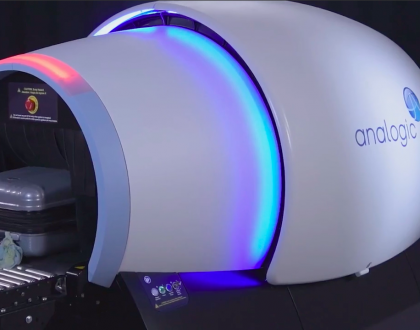 Technology Spotlight: CT Scan Streamlines Airport Security